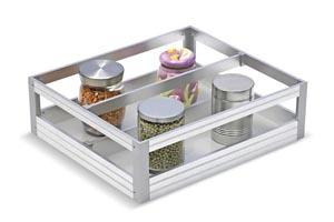 Aluminium modular kitchen dealers near wakad pune shirkes for Modular kitchen designs aluminium