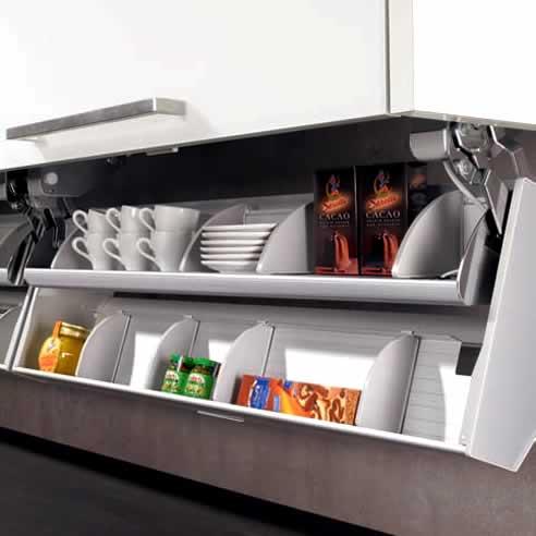 modular kitchen | hettich kitchen interiors
