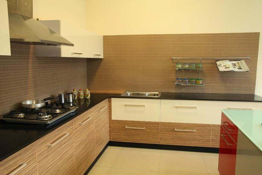 Modular L Shaped Kitchen Designs Shirke S Kitchen