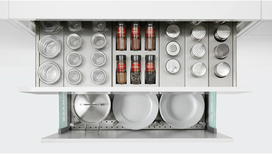 Composible modular kitchen cabinet