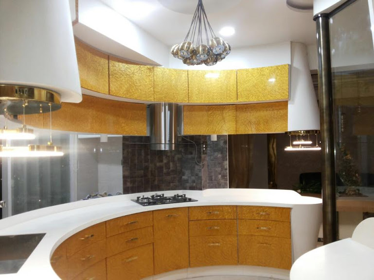 Modular Interior Kitchen