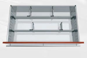 Partition-cabinet-kitchen-drawer