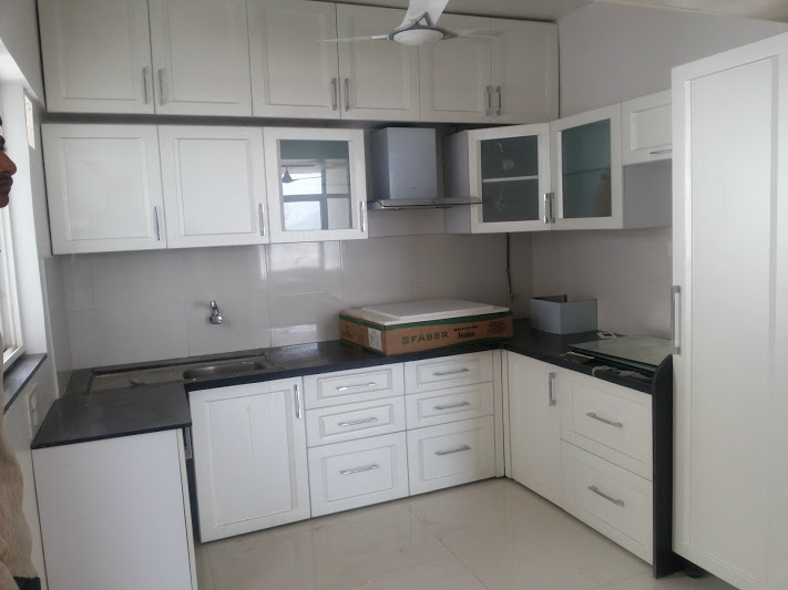 Modular Kitchen U Shaped Kitchen Designs By Shirke S